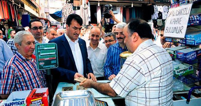 Ticaretin kalbi Osmangazi'de atıyor