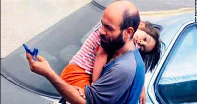 Filistinli baba için dünya seferber oldu