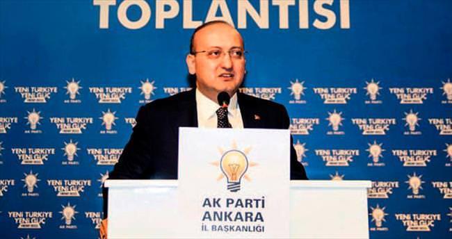 Akdoğan'dan Bahçeli'ye 'Mr No' benzetmesi
