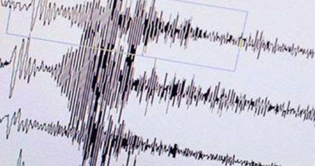 Hakkari Yüksekova'da 3,4 büyüklüğünde deprem