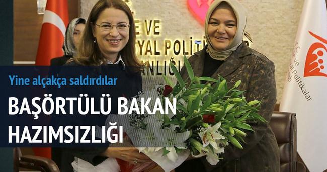 Hürriyet'ten yeni Bakan Gürcan'a algı operasyonu