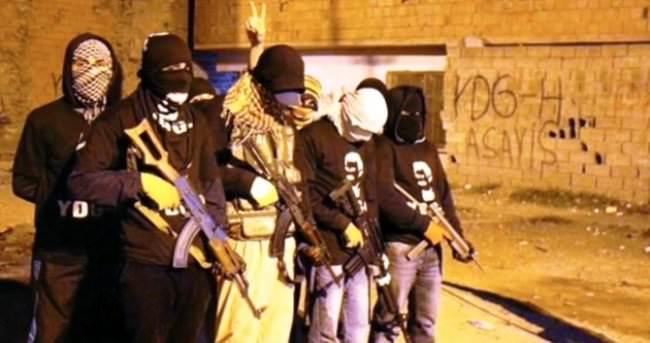 Polisle çatışmaya giren 3 YDG-H'li öldürüldü
