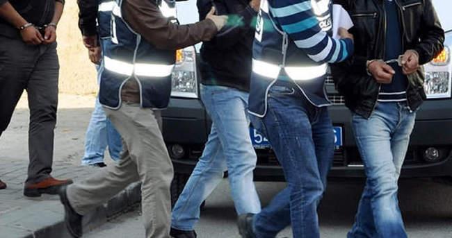 Tunceli'de terör operasyonu : 8 gözaltı
