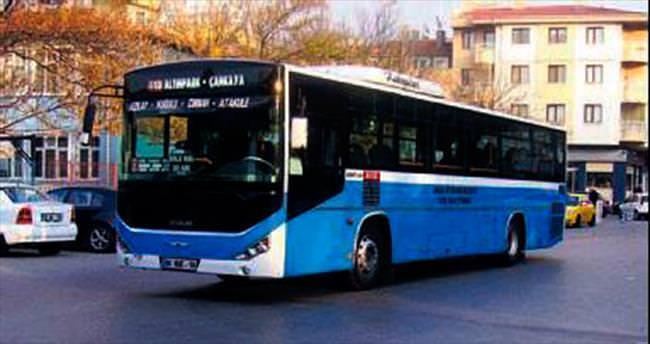 Ücretsiz taşımada otobüsçüler mağdur