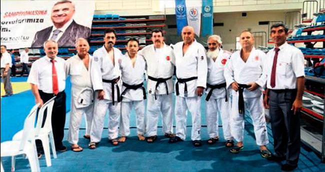 Çubuk'un ilk şampiyon judocusu