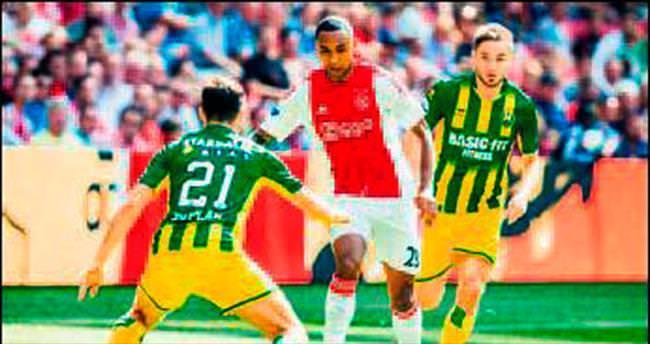 Ajax'tan 4 gollü galibiyet