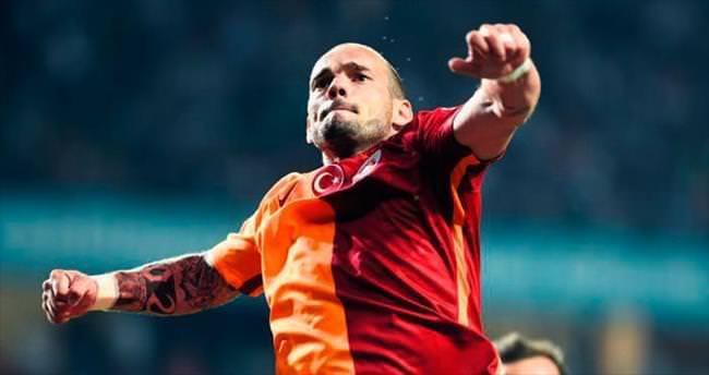 Konya'da gol atma artık Wesley!