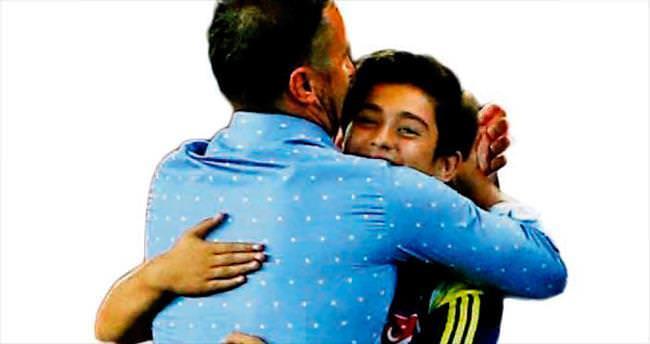 Aslan payı Diego'ya!