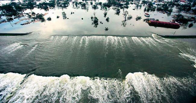 Katrina'nın hava raporu müzelik