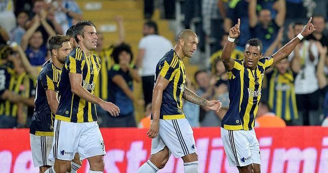 Fenerbahçe son nefeste galip