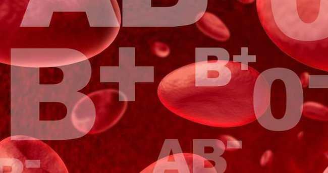 Kan grubuna göre diyet