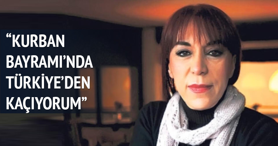 Leman Sam: Kurban'da Türkiye'den kaçıyorum