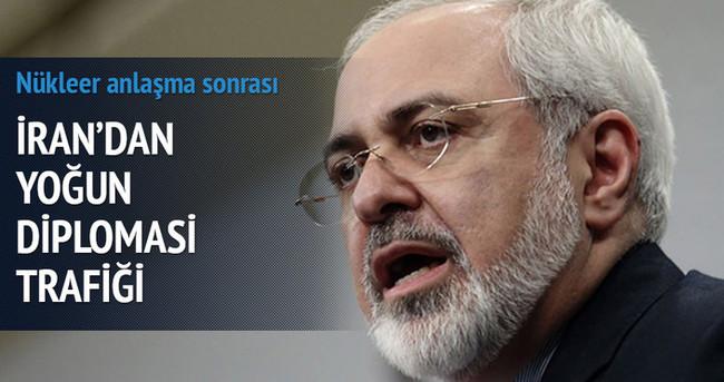 İran'dan yoğun diplomasi trafiği
