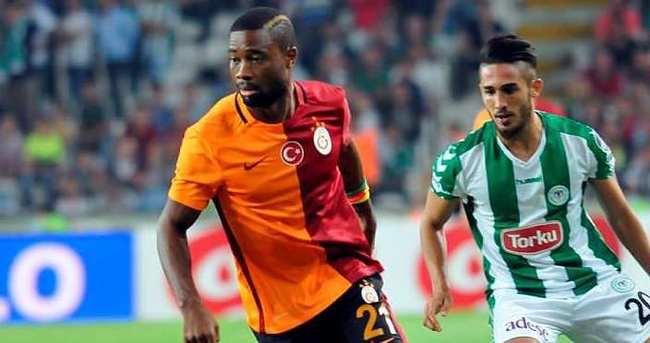 Galatasaray'da Chedjou'dan kötü haber