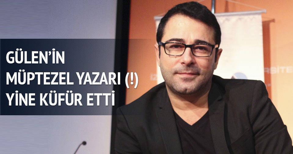 Atilla Taş'tan AK Partililere küfür!