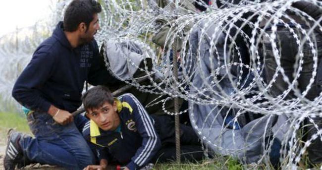 AB'den göçmen krizi için çağrı