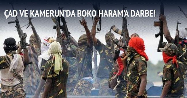 Kamerun ve Çad'da Boko Haram'a darbe!
