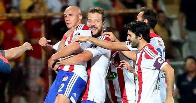 Cumhuriyet Kupası'nda Sivasspor'un rakibi Priştina