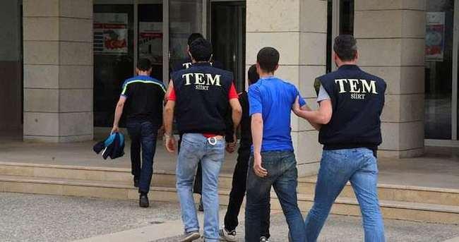 Gençlik yapılanmasına operasyon : 1 tutuklu