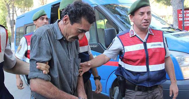 Balyozlu cinayetin zanlısı tutuklandı