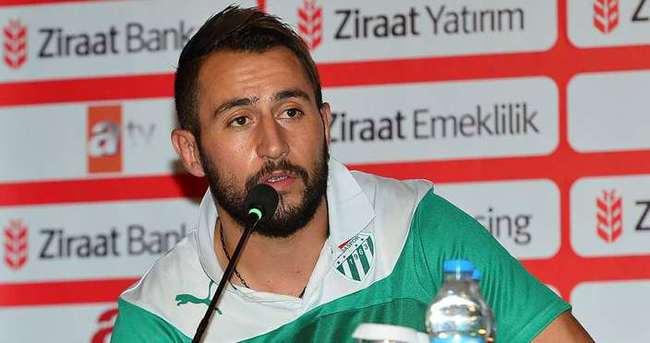 Bursaspor, Ozan İpek ile yollarını ayırdı