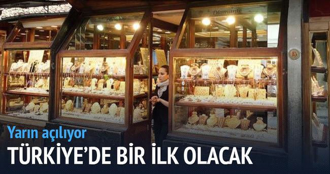 Türkiye'nin ilk mücevher laboratuvarı kuruldu