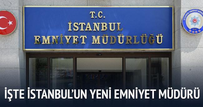 İstanbul Emniyet Müdürlüğüne atama