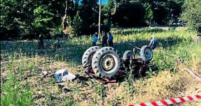 Denizli'de trafik kazası: 1 kişi öldü