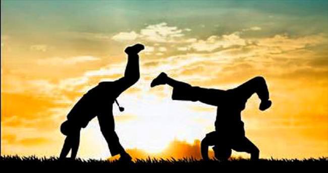 Capoeira kursu kayıtları başladı