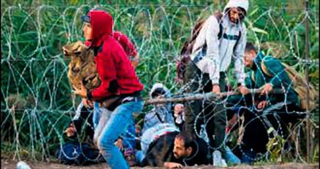 Fransa-Macaristan arasında duvar krizi