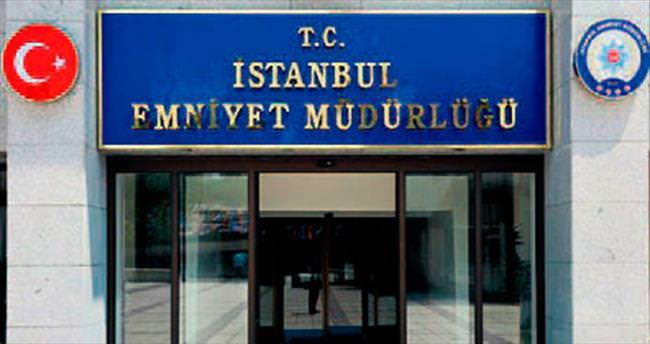 İstanbul Emniyeti Çalışkan'a emanet