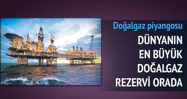 Mısır'a doğalgaz piyangosu