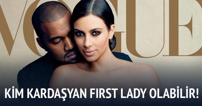 ABD'ye sürpriz başkan adayı: Kanye West