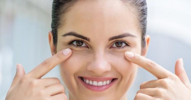 Göz altı morluklarına doğal çözümler