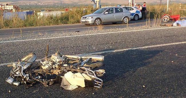 Manisa'da trafik kazası: 2 ölü!