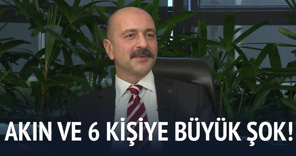 Akın İpek ve 6 üst düzey yönetici hakkında gözaltı kararı