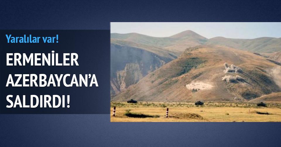 Ermeniler, Azerbaycan köyüne ateş açtı