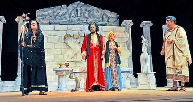 Büyükşehir Tiyatrosu dört dalda ödül aldı