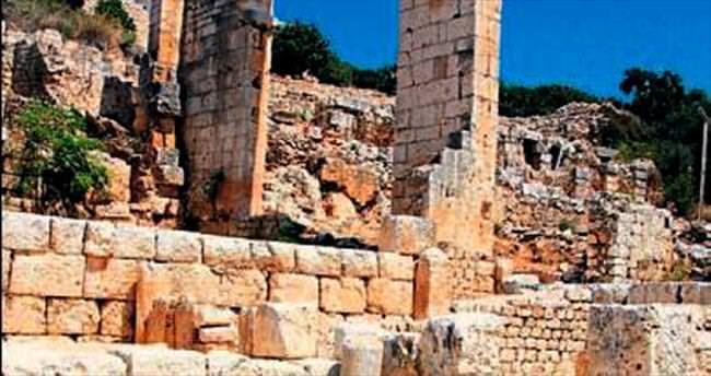 Elaussia'daki kazılar 8 Eylül'de yeniden başlıyor