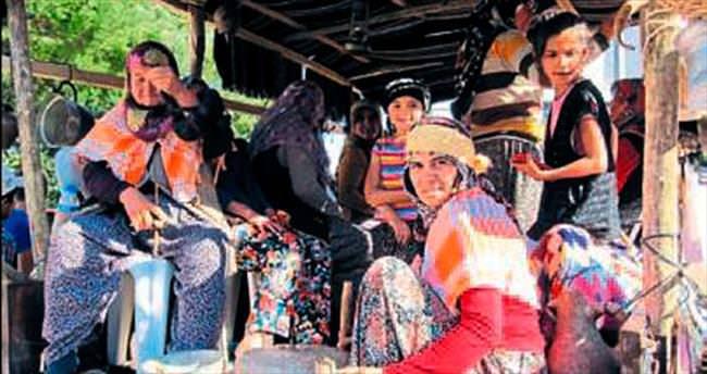 Elmalı'da Yörük göçü