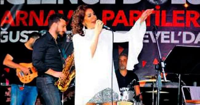 Pınar Ayhan Next Level'i coşturdu