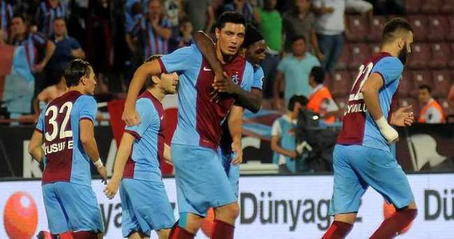 Trabzonspor şampiyonluğa inanıyor