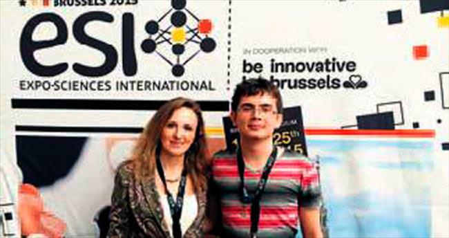 EXPO Bilim Fuarı'ndan Bornova Koleji geçti