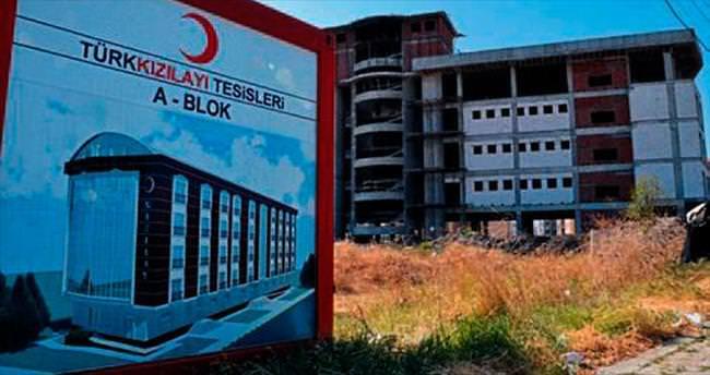 Kızılay'ın en büyük binası Balıkesir'e yapılıyor