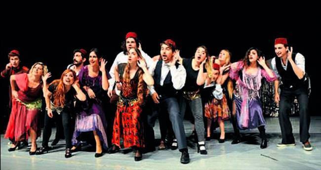YDÜ'de Tiyatro Bölümü sınav kaydında son hafta