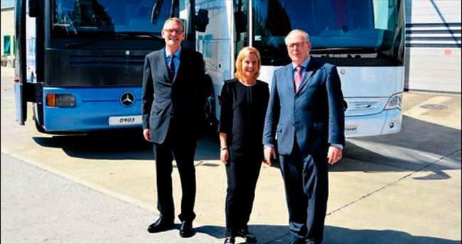 Mercedes: Yatırımlarımız sürecek