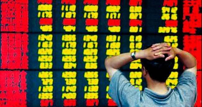 Piyasalarda 'Çin-Fed' tedirginliği