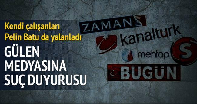 Gülen medyası ile RTÜK'e suç duyurusu