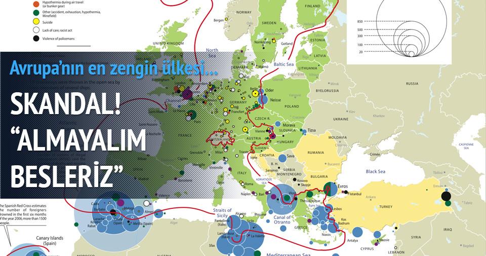 Avrupa'dan mülteci önerisi: Almayalım da besleyelim