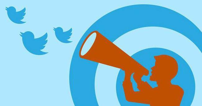 Twitter kullananlar müjde